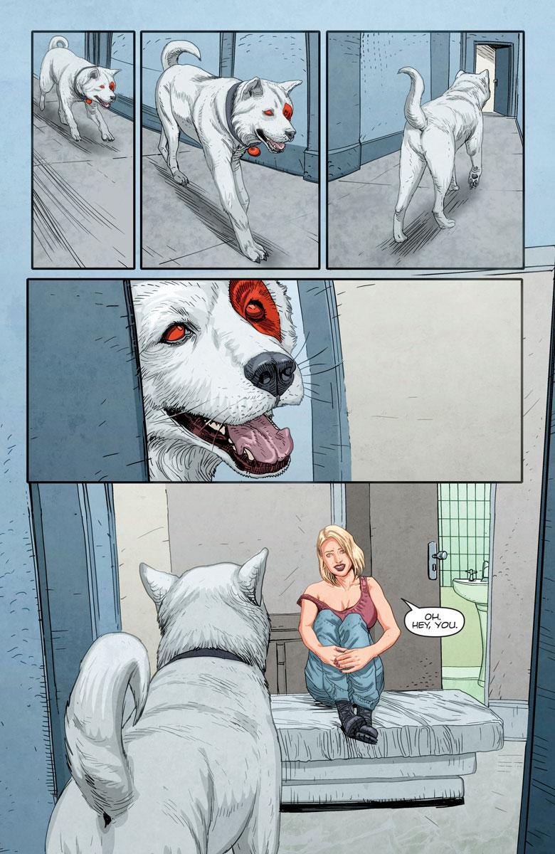 BSRB_000_002 ComicList Preview: BLOODSHOT REBORN #0