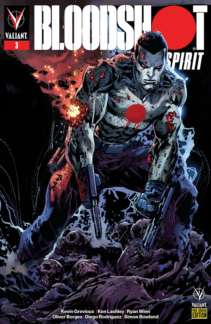 BSRS_003_VARIANT_PRE-ORDER_LASHLEY ComicList: Valiant Entertainment New Releases for 01/30/2019