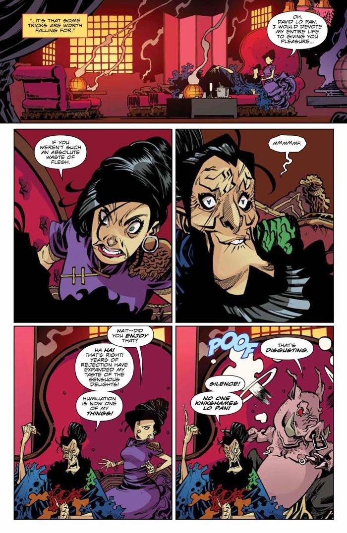 BTLC_OMJ_006_PRESS_5 ComicList Previews: BIG TROUBLE IN LITTLE CHINA OLD MAN JACK #6