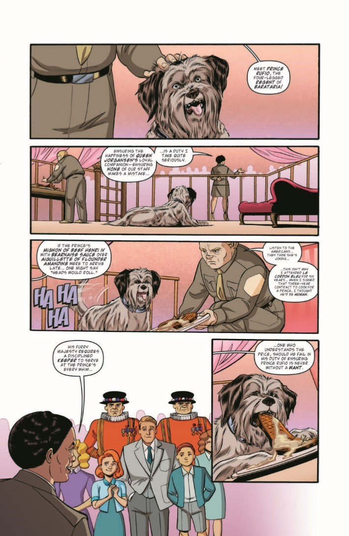 BTTF_TimeTrain_03-pr-3 ComicList Previews: BACK TO THE FUTURE TALES FROM THE TIME TRAIN #3