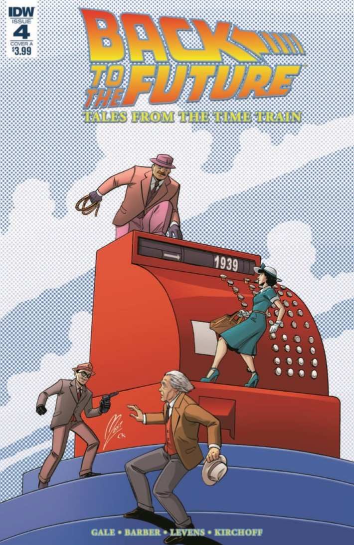 BTTF_TimeTrain_04-pr-1 ComicList Previews: BACK TO THE FUTURE TALES FROM THE TIME TRAIN #4