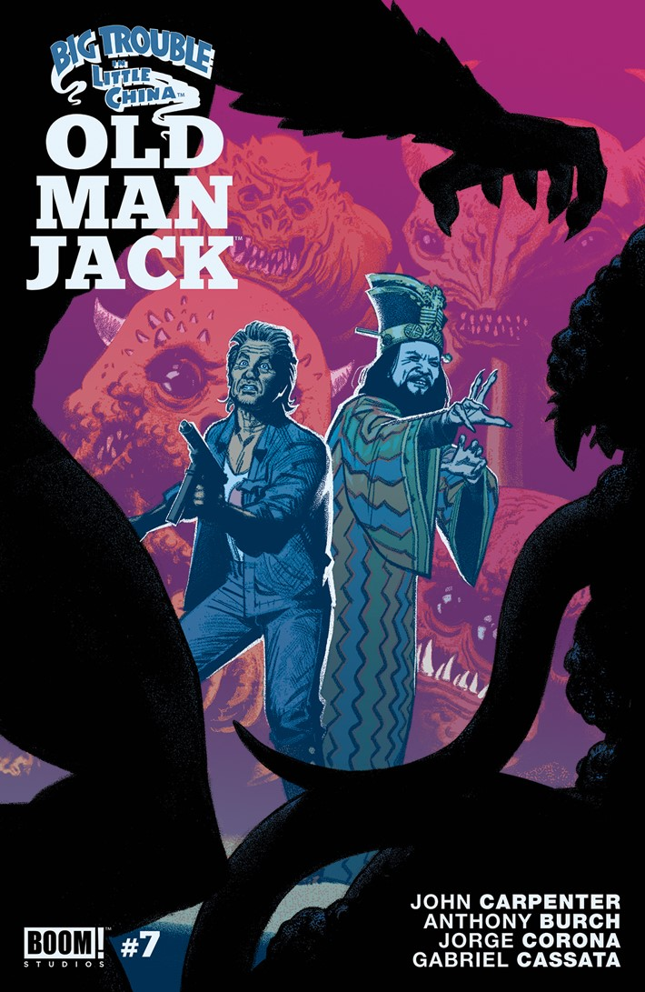 BigTrouble_007_A_Main ComicList Previews: BIG TROUBLE IN LITTLE CHINA OLD MAN JACK #7