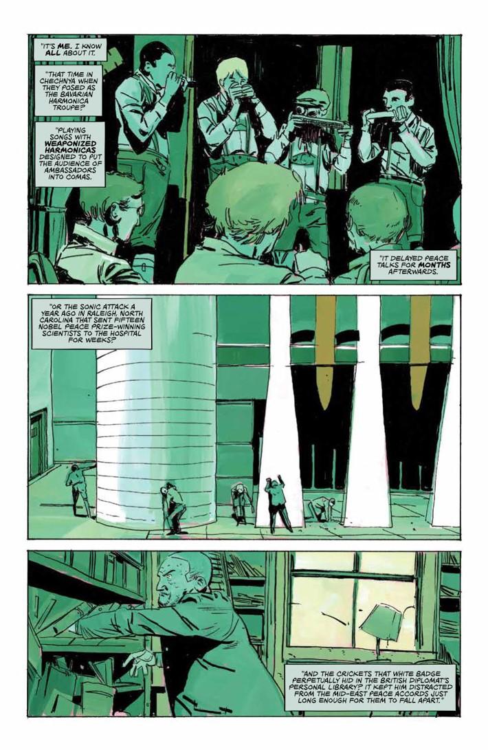 BlackBadge_007_PRESS_3 ComicList Previews: BLACK BADGE #7