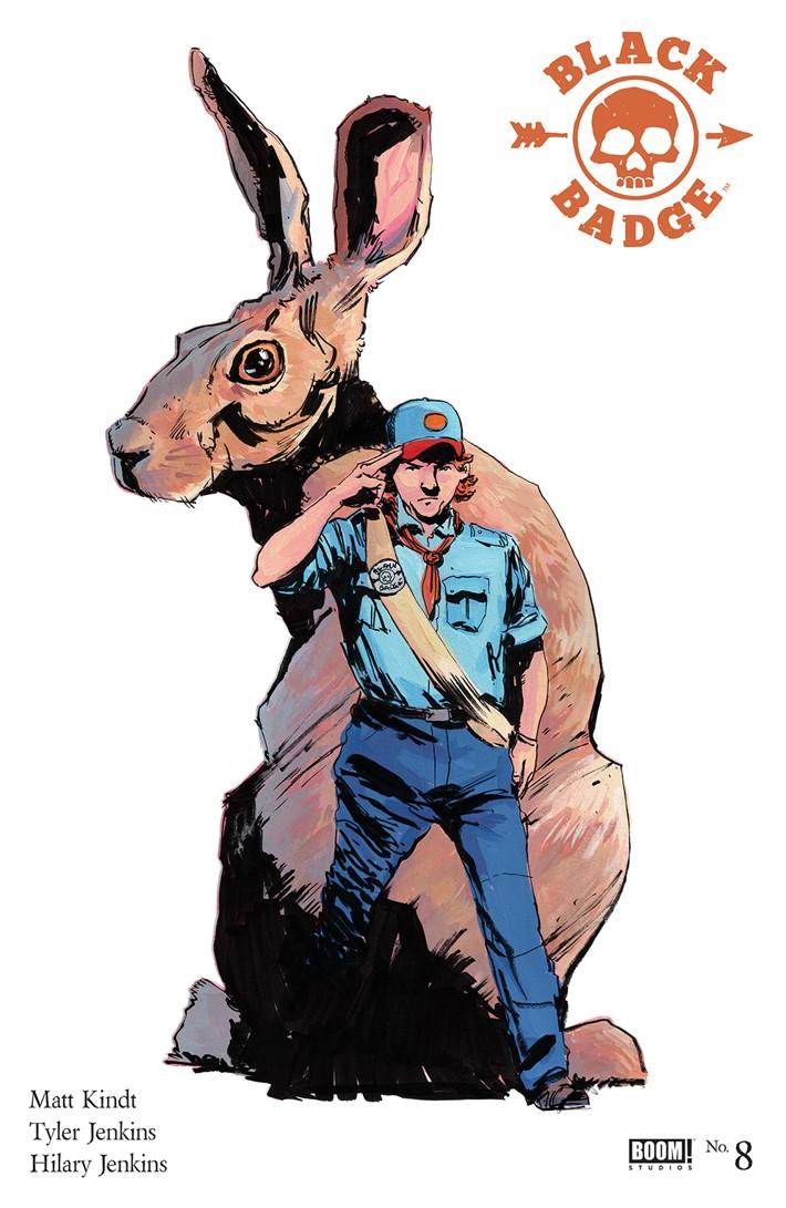 BlackBadge_008_Cover_B_Intermix ComicList: BOOM! Studios New Releases for 03/20/2019