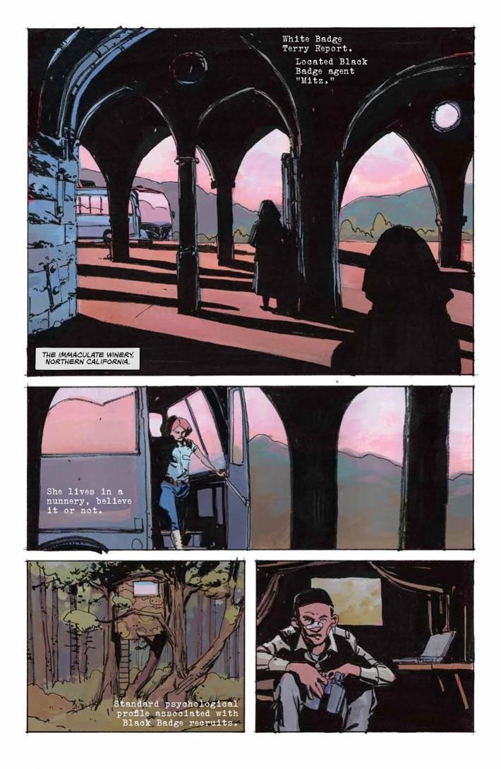 BlackBadge_008_PRESS_7 ComicList Previews: BLACK BADGE #8