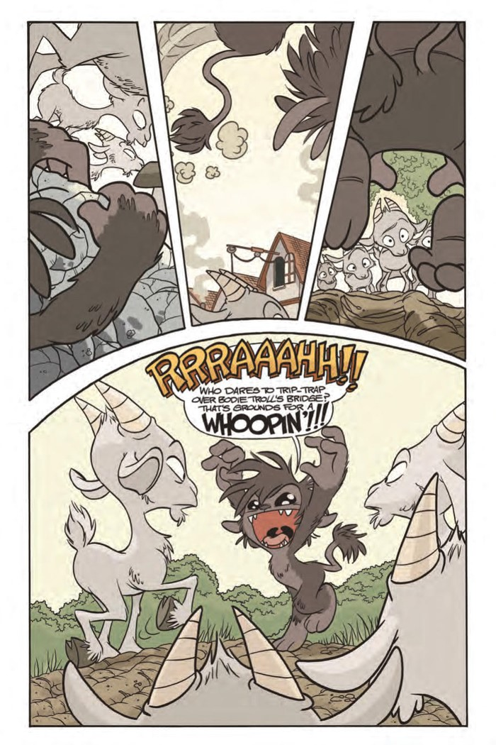 BodieTroll_OGN_PRESS_10 ComicList Previews: BODIE TROLL GN