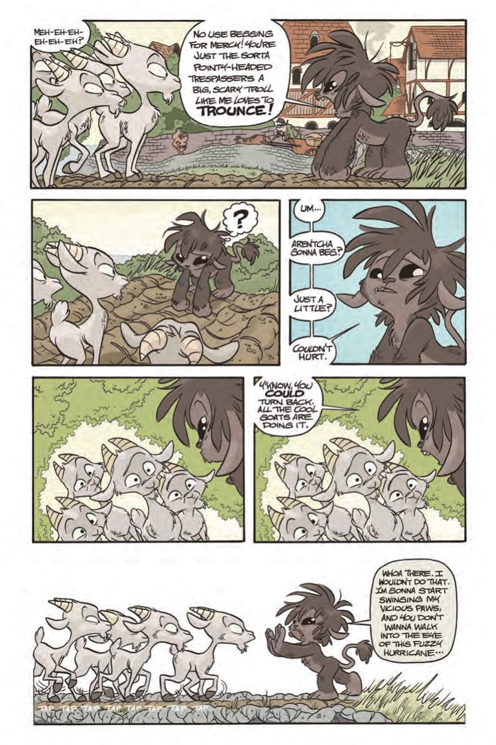 BodieTroll_OGN_PRESS_11 ComicList Previews: BODIE TROLL GN