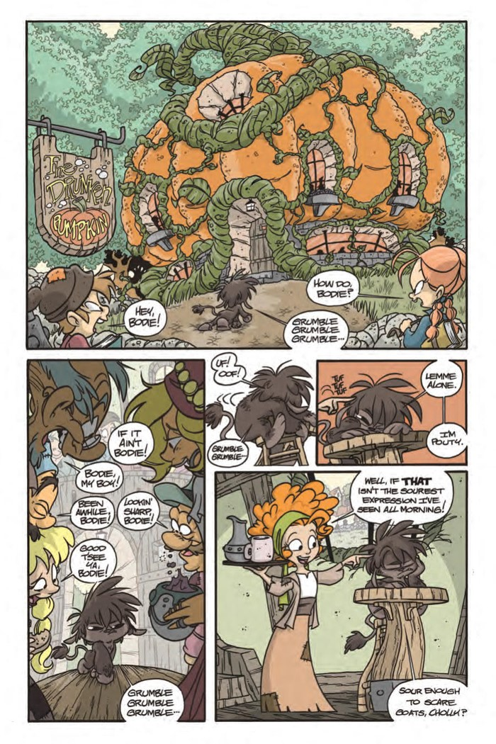 BodieTroll_OGN_PRESS_14 ComicList Previews: BODIE TROLL GN