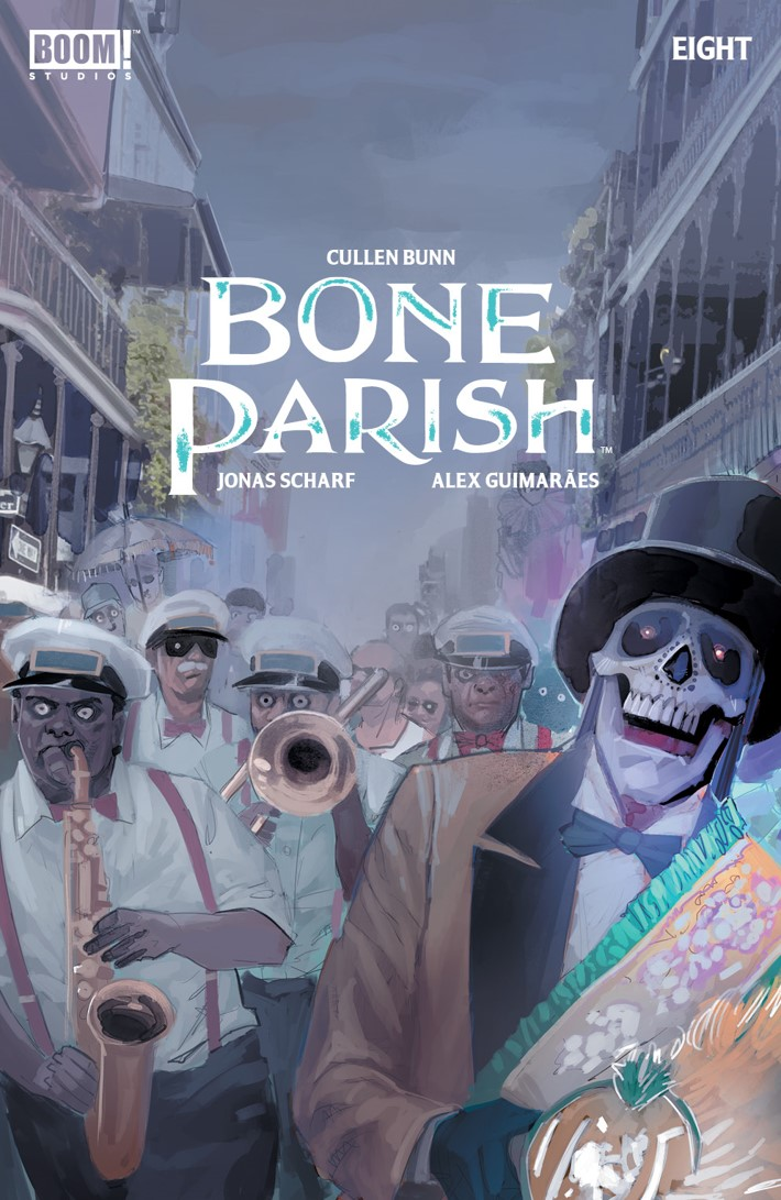 BoneParish_008_Cover_A_Main ComicList Previews: BONE PARISH #8