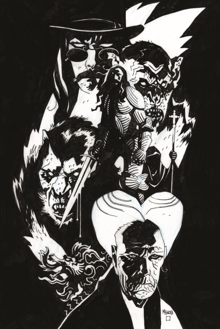 Bram_Stokers_Dracula-pr-4 ComicList Previews: BRAM STOKER'S DRACULA HC