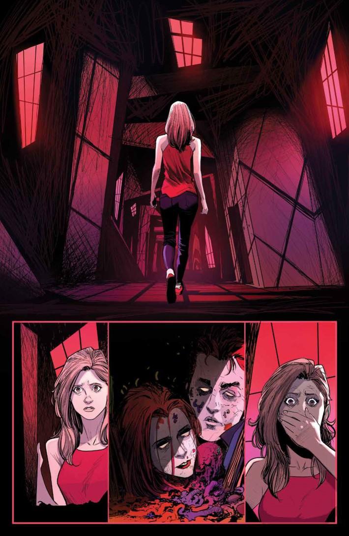 Buffy_002_PRESS_3 ComicList Previews: BUFFY THE VAMPIRE SLAYER #2