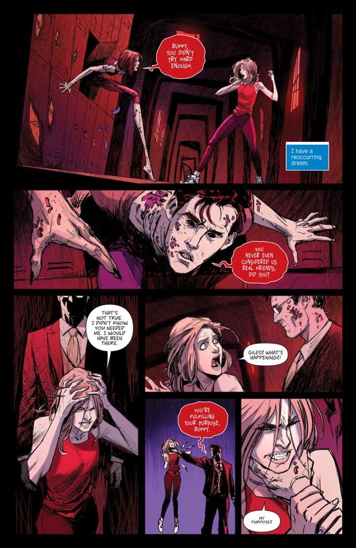 Buffy_002_PRESS_4 ComicList Previews: BUFFY THE VAMPIRE SLAYER #2
