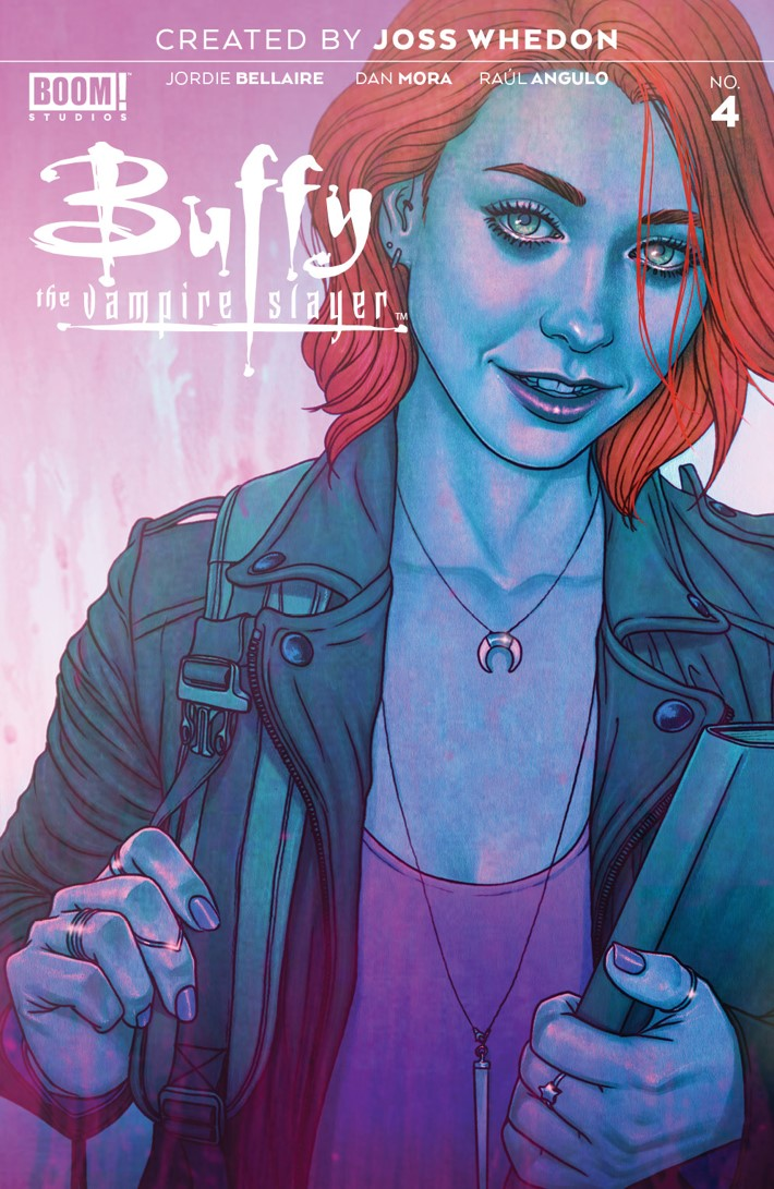 Buffy_004_E_Variant ComicList: BOOM! Studios New Releases for 04/17/2019