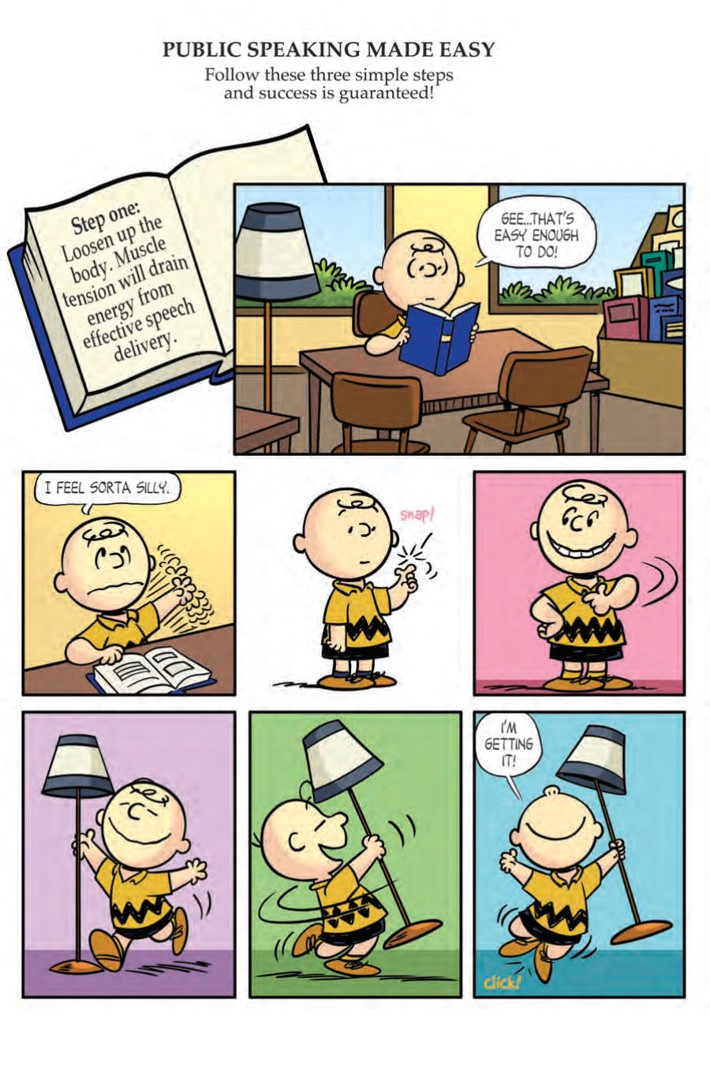 CharlieBrown_HC_PRESS_13 ComicList Previews: CHARLIE BROWN A PEANUTS COLLECTION HC