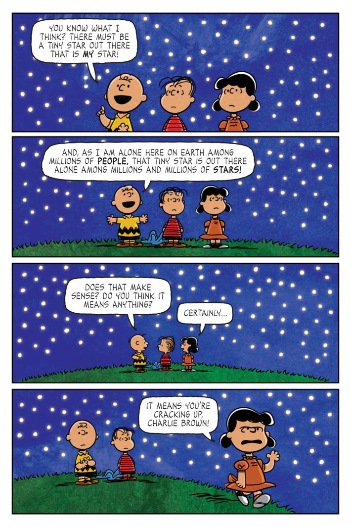CharlieBrown_HC_PRESS_6 ComicList Previews: CHARLIE BROWN A PEANUTS COLLECTION HC
