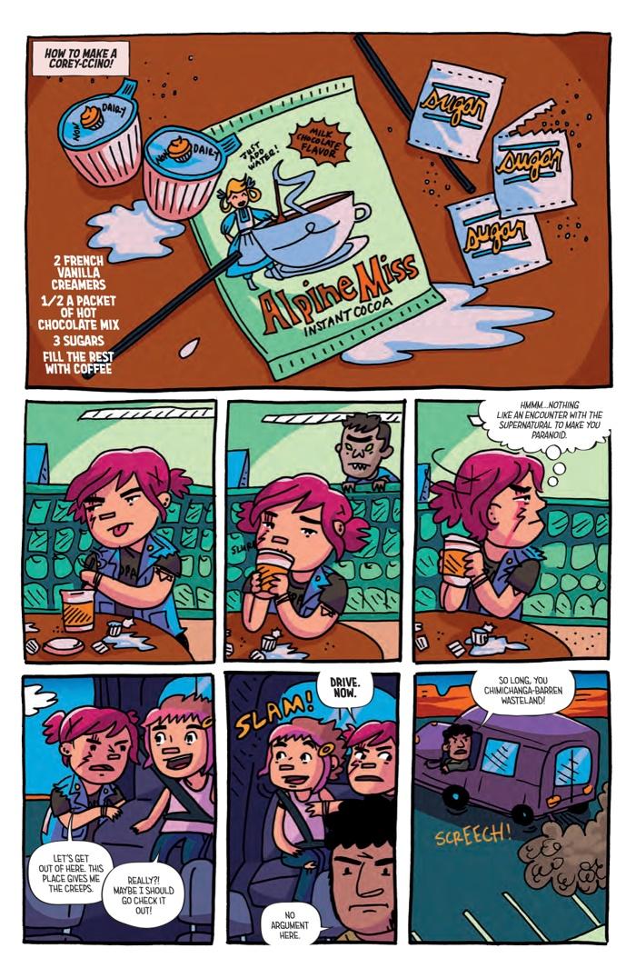 CoadyandtheCreepies_002_PRESS_5 ComicList Preview: COADY AND THE CREEPIES #2