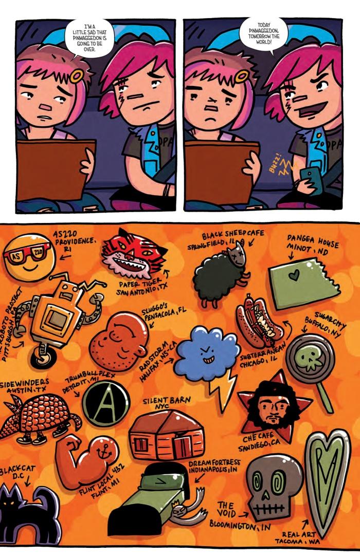 CoadyandtheCreepies_002_PRESS_7 ComicList Preview: COADY AND THE CREEPIES #2