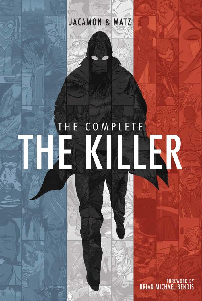 CompleteKiller_SC_PRESS_1 ComicList Previews: COMPLETE THE KILLER TP