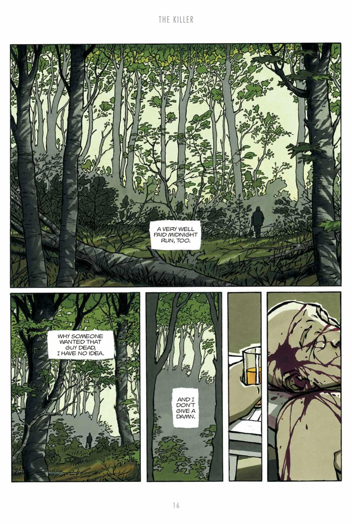 CompleteKiller_SC_PRESS_18 ComicList Previews: COMPLETE THE KILLER TP