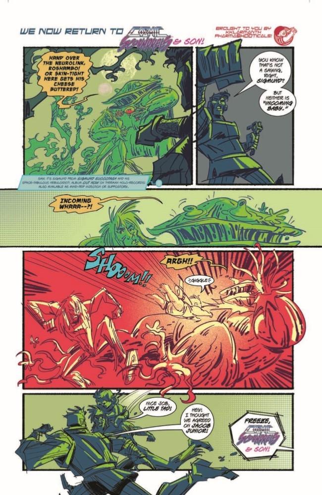 Cosmic_Scoundrels02-pr-6 ComicList Preview: COSMIC SCOUNDRELS #2