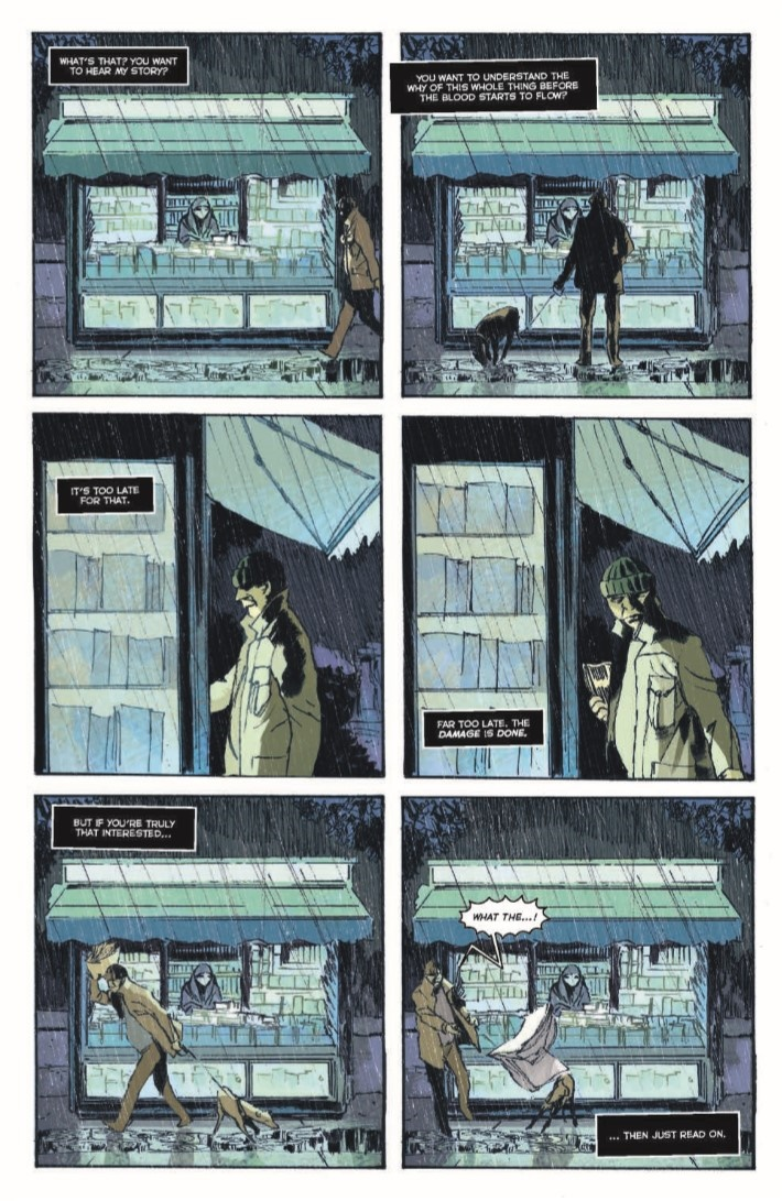 Crow_MM_01-pr-7 ComicList Previews: THE CROW MEMENTO MORI #1