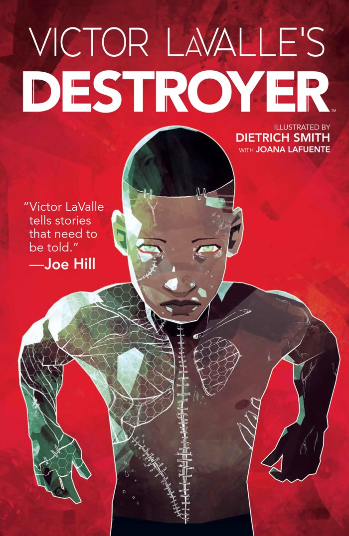 Destroyer_SC_PRESS_1 ComicList Previews: VICTOR LAVALLE'S DESTROYER TP