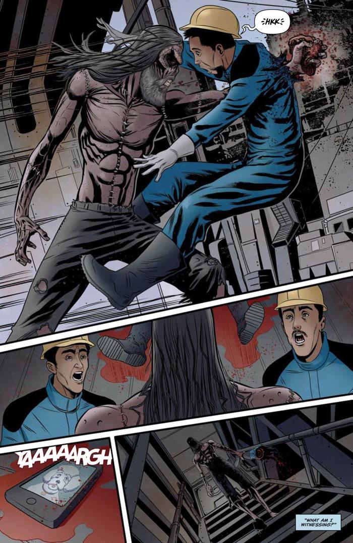 Destroyer_SC_PRESS_13 ComicList Previews: VICTOR LAVALLE'S DESTROYER TP