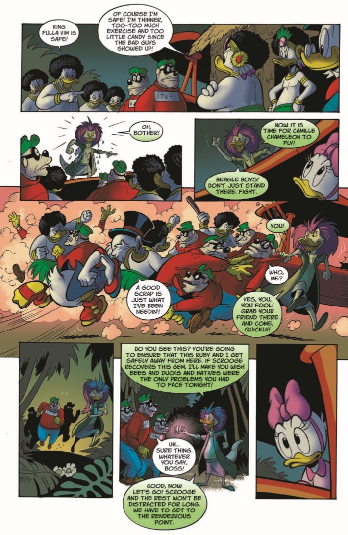 Disney_Afternoon_Giant_03-pr-5 ComicList Previews: DISNEY AFTERNOON GIANT #3