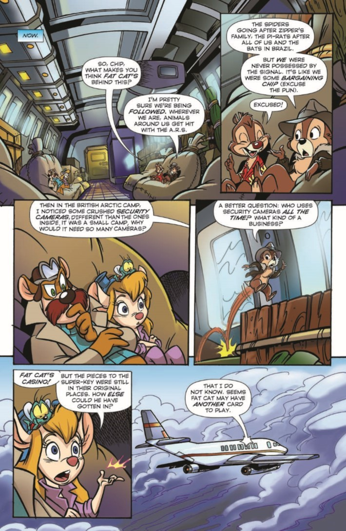 Disney_Afternoon_Giant_04-pr-5 ComicList Previews: DISNEY AFTERNOON GIANT #4