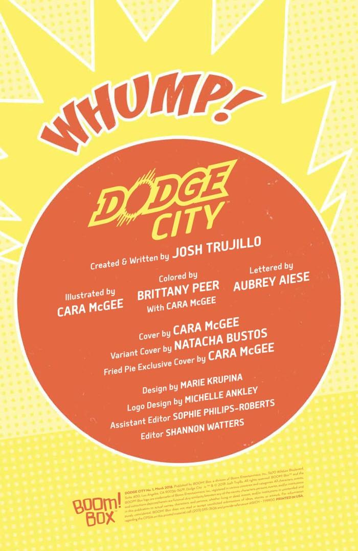 DodgeCity_001_PRESS_2 ComicList Previews: DODGE CITY #1