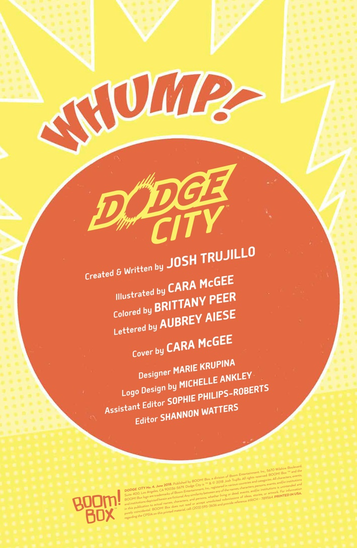 DodgeCity_004_PRESS_2 ComicList Previews: DODGE CITY #4