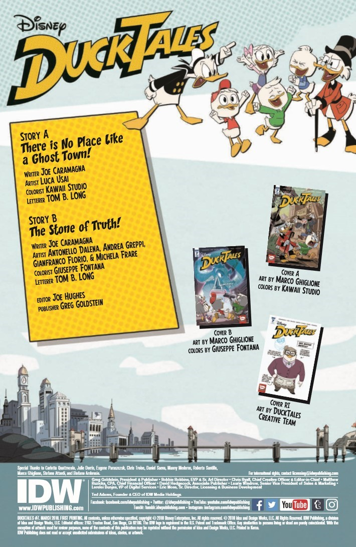 DuckTales_07-pr-2 ComicList Previews: DUCKTALES #7