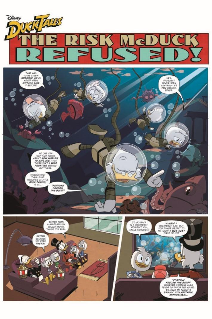 DuckTales_Vol04_Fowl_Play-pr-4 ComicList Previews: DUCKTALES VOLUME 4 FOWL PLAY TP