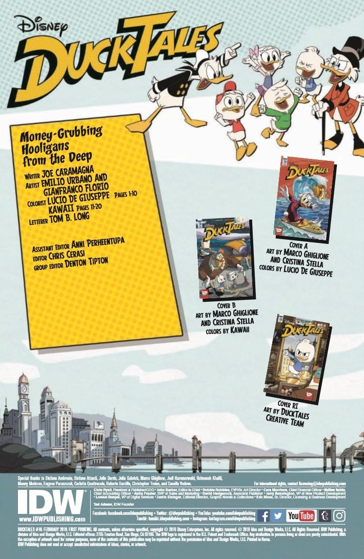 Ducktales_18-pr-2 ComicList Previews: DUCKTALES #18