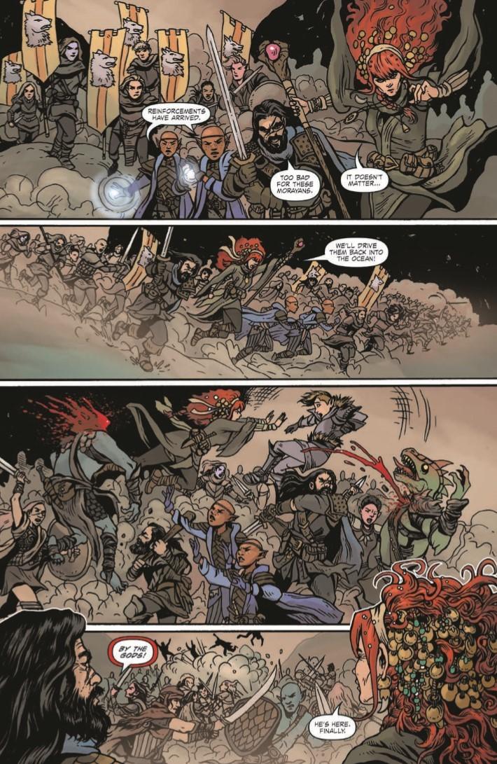 Dungeons_Dragons_Darkened_Wish_01-pr-6 ComicList Previews: DUNGEONS AND DRAGONS A DARKENED WISH #1