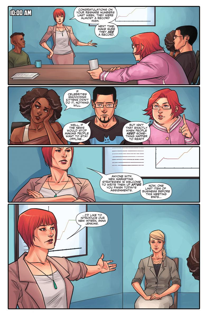 FAITH_009_003 ComicList Preview: FAITH #9