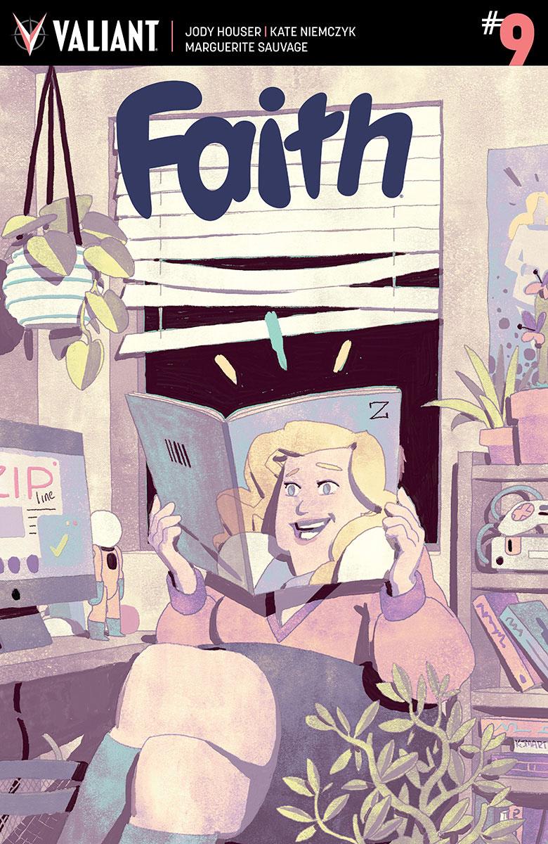 FAITH_009_COVER-C_SMART ComicList Preview: FAITH #9