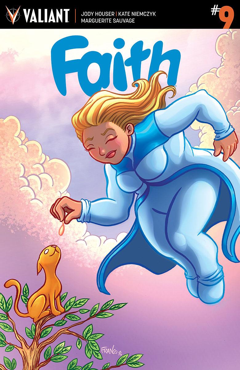 FAITH_009_VARIANT_FRANCO ComicList Preview: FAITH #9