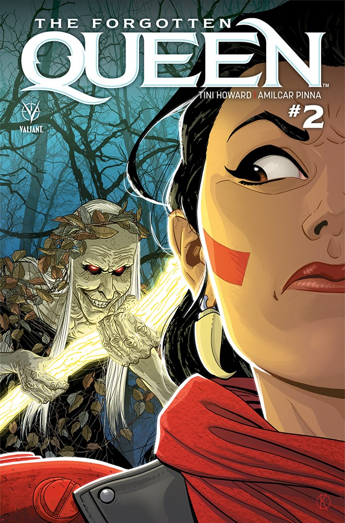 FQ_02_COVER-A_KANO_ ComicList Previews: THE FORGOTTEN QUEEN #2