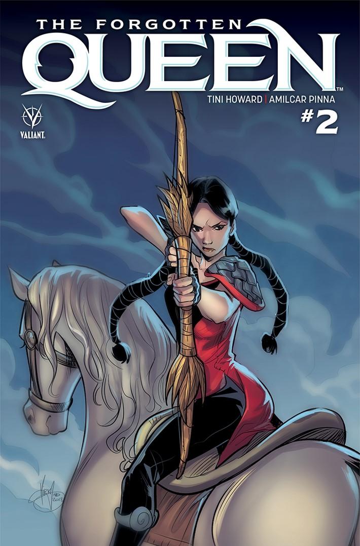 FQ_02_COVER-C_ANDOLFO_ ComicList Previews: THE FORGOTTEN QUEEN #2