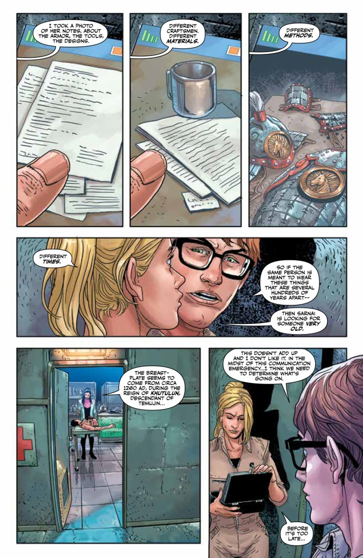 FQ_02_PREVIEW_03 ComicList Previews: THE FORGOTTEN QUEEN #2