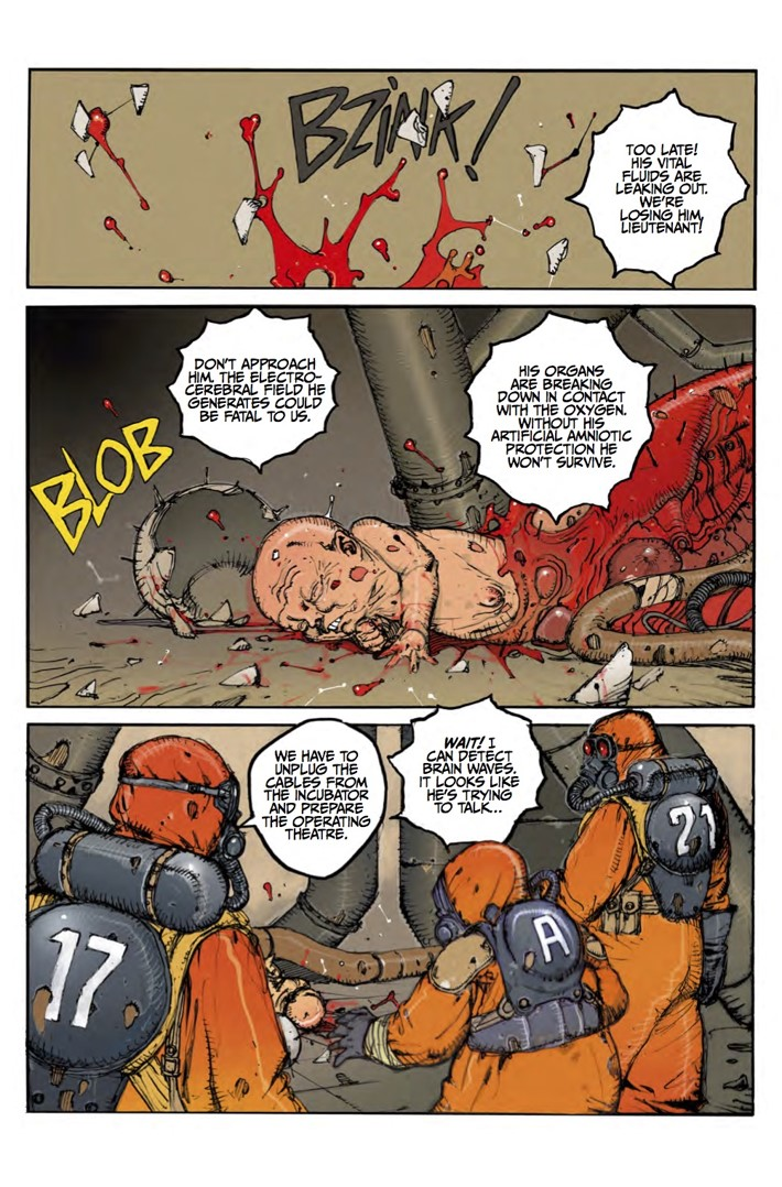 Factory_collection_preview2 ComicList Previews: FACTORY TP