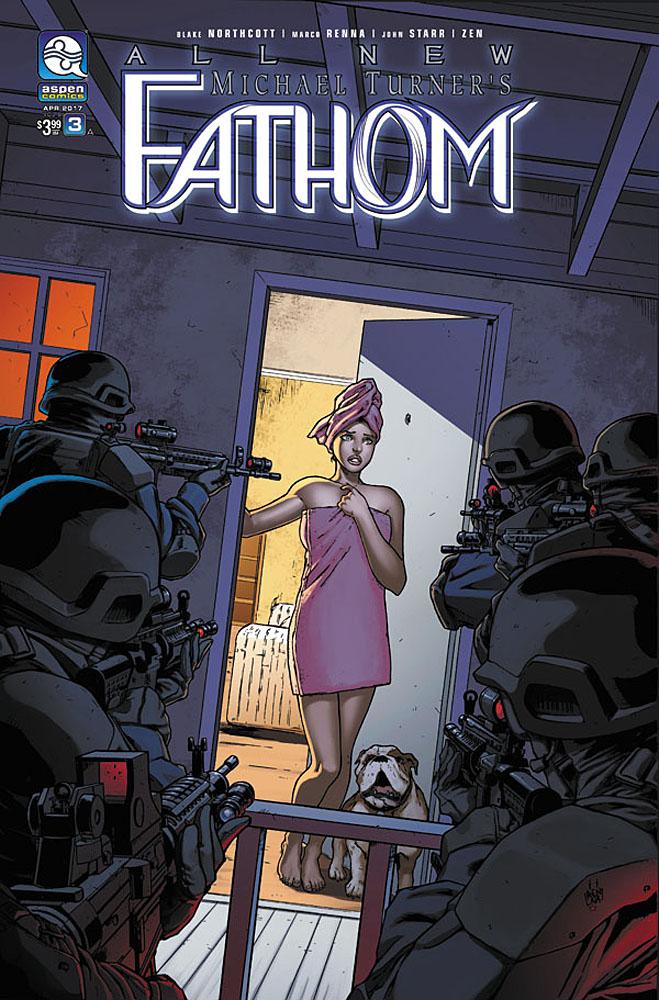 Fathom-v6-03a-Renna ComicList Preview: ALL NEW FATHOM #3