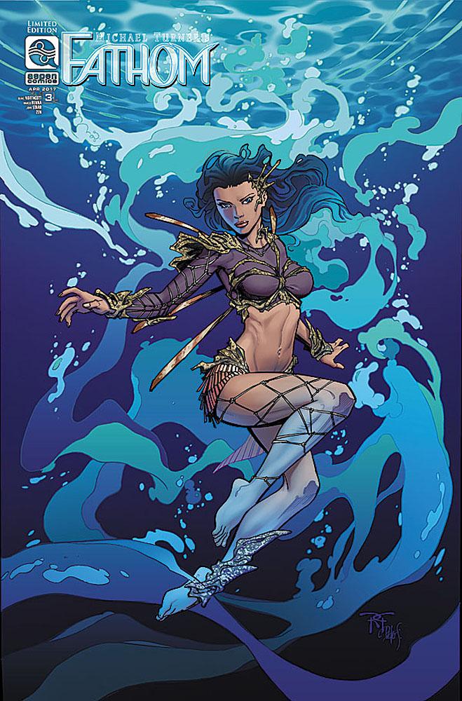 Fathom-v6-03c-Green ComicList Preview: ALL NEW FATHOM #3