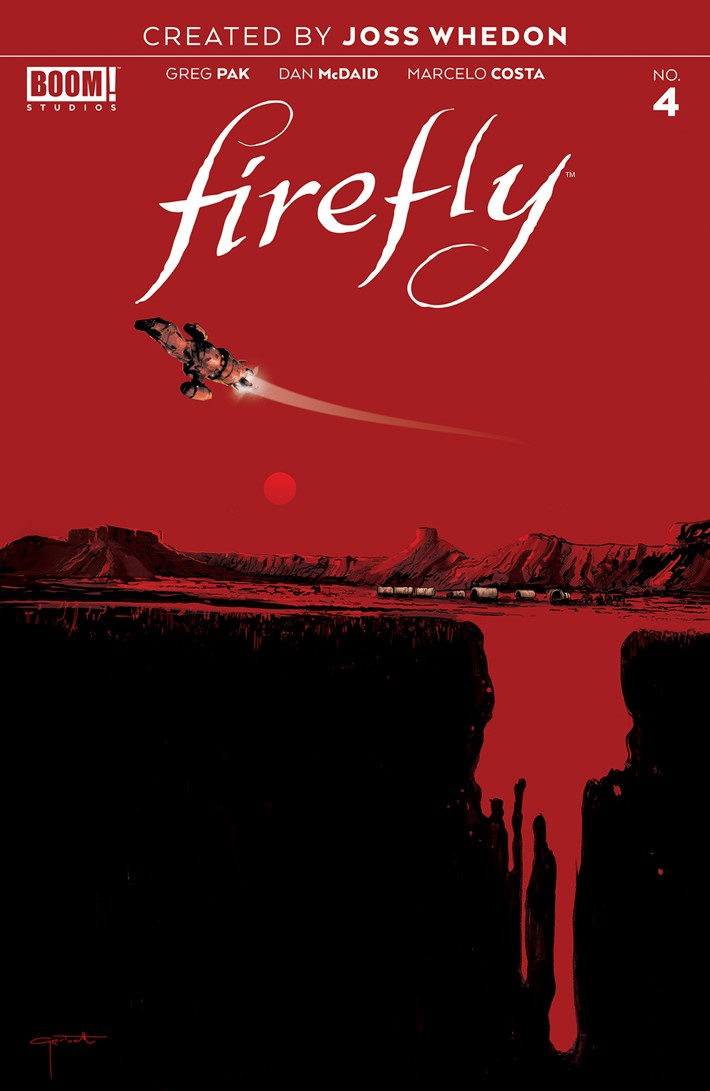 Firefly_004_A_Main ComicList Previews: FIREFLY #4