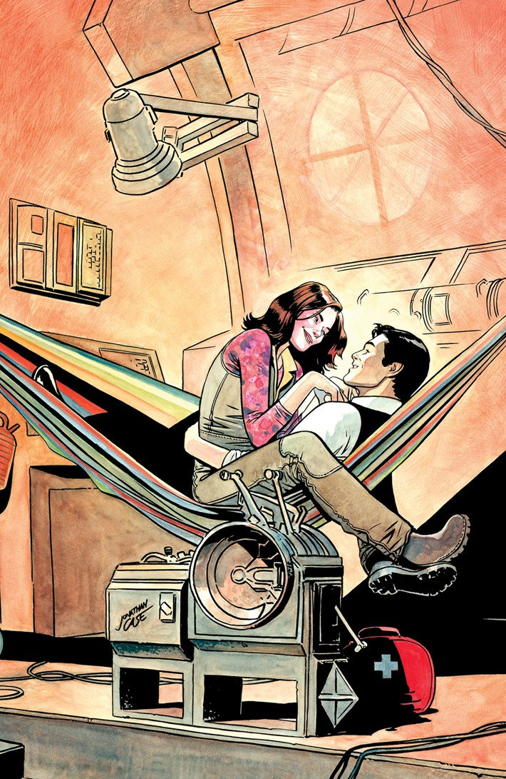 Firefly_004_F_UnlockedRetailerVariant ComicList Previews: FIREFLY #4