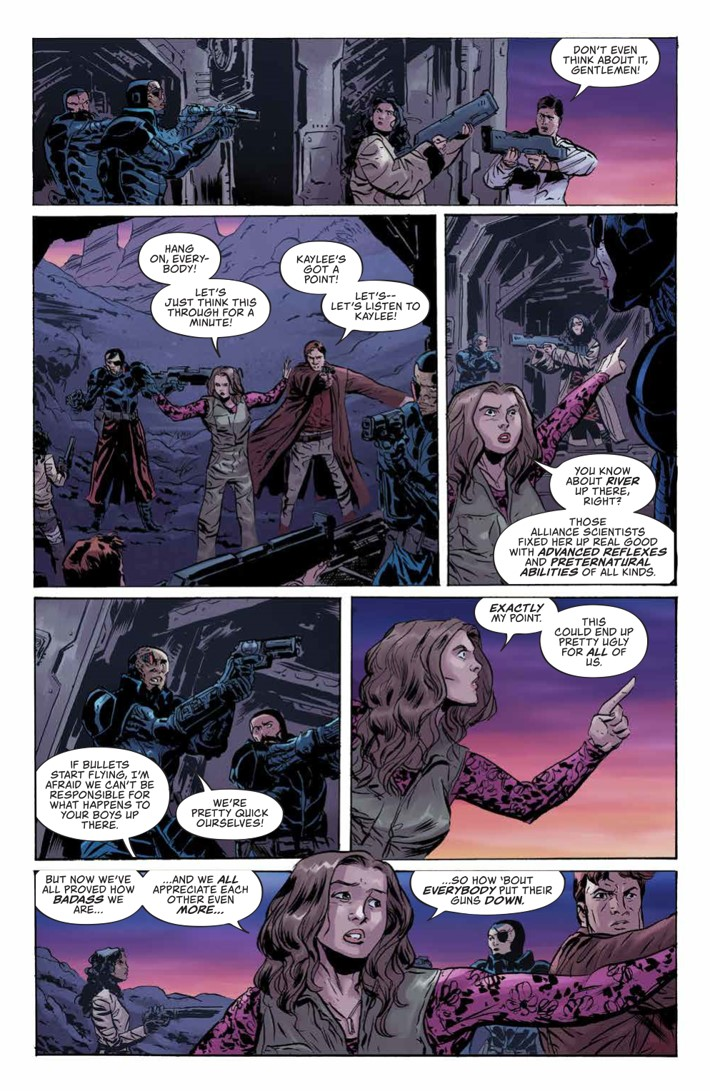 Firefly_004_PRESS_7 ComicList Previews: FIREFLY #4