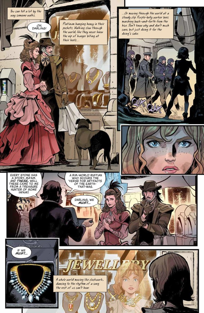 Firefly_BadCompany_001_PRESS_3 ComicList Previews: FIREFLY BAD COMPANY #1
