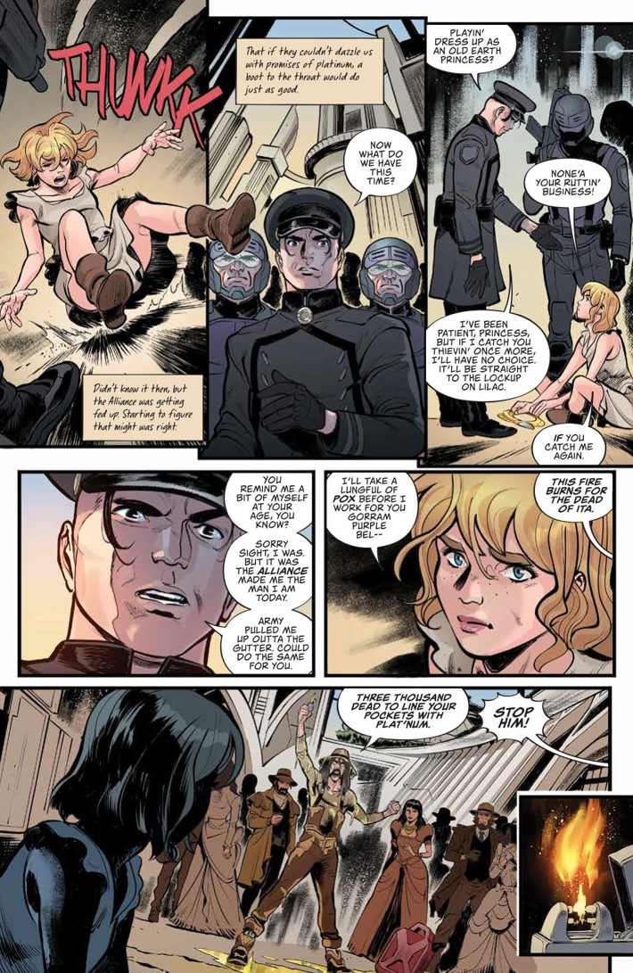 Firefly_BadCompany_001_PRESS_5 ComicList Previews: FIREFLY BAD COMPANY #1