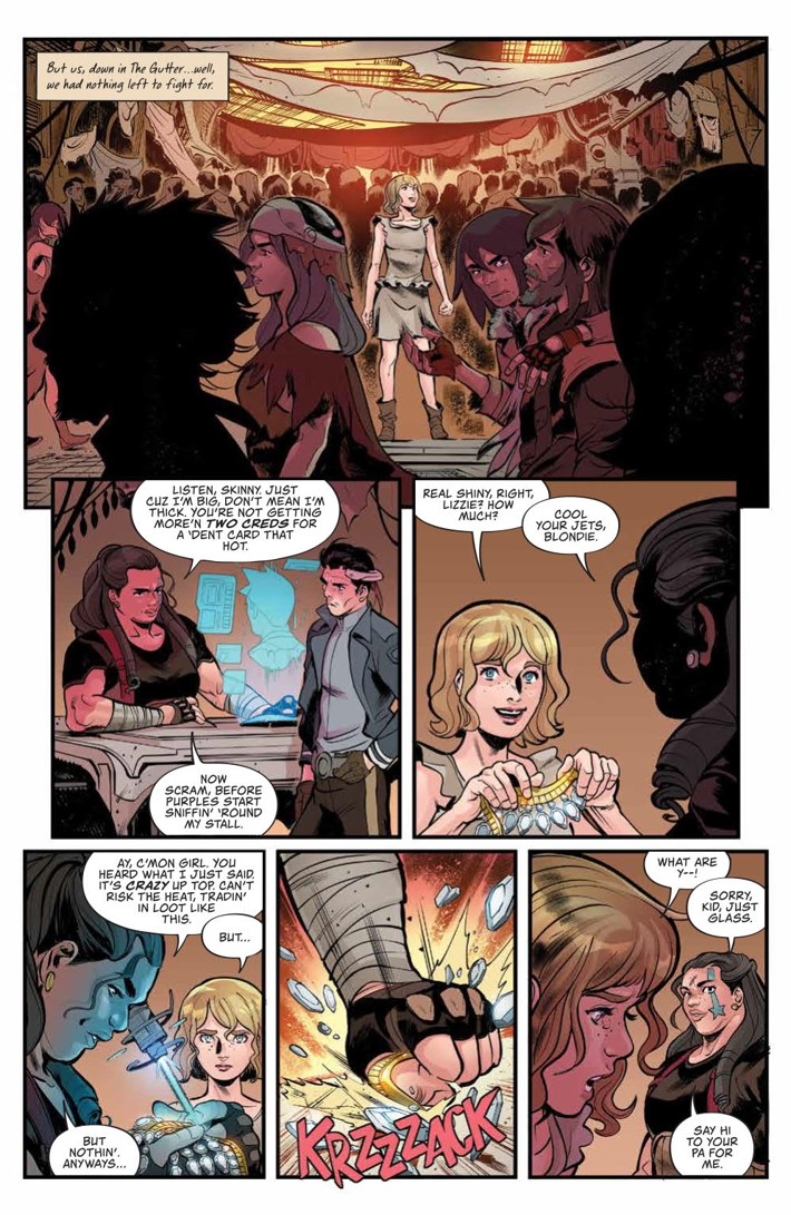 Firefly_BadCompany_001_PRESS_8 ComicList Previews: FIREFLY BAD COMPANY #1